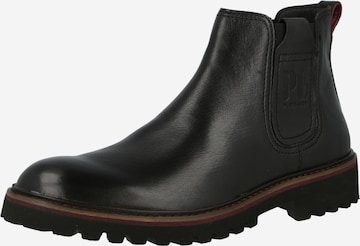 Chelsea Boots 'Antique Goat' Pius Gabor en noir