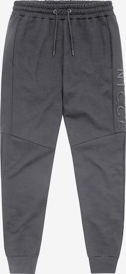 Nicce Trousers 'MERCURY' in dark grey, Item view