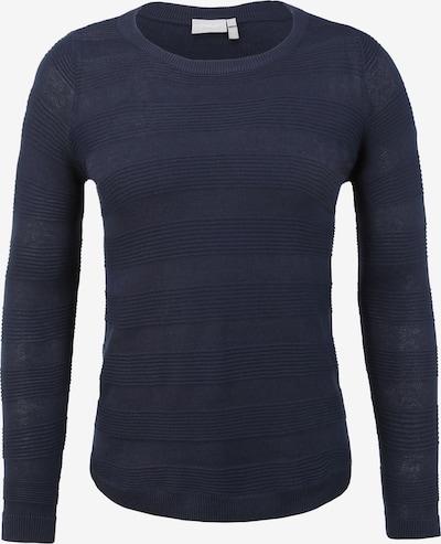 Fransa Pullover 'FRLETAN 3' in blau / dunkelblau, Produktansicht