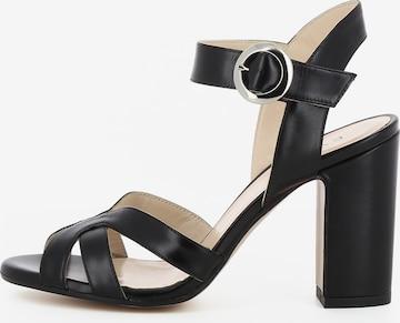 EVITA Damen Sandalette ISABEL in Schwarz