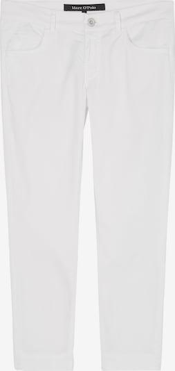 Pantaloni 'Lulea' Marc O'Polo pe alb, Vizualizare produs