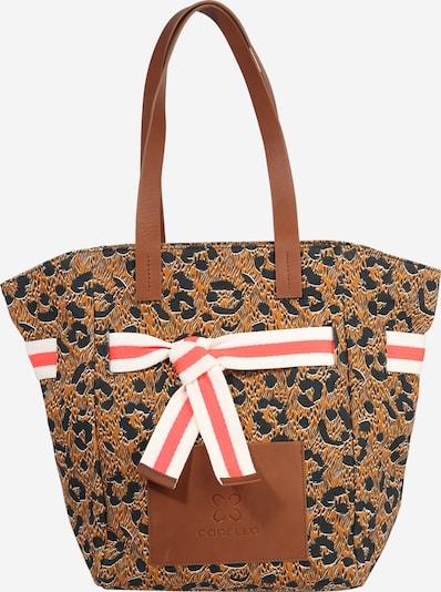 barna CODELLO Shopper táska, Termék nézet