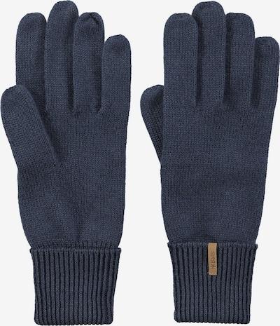 Barts Handschuhe in blau, Produktansicht