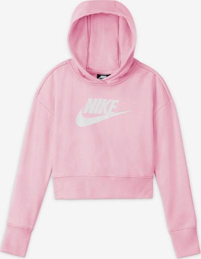 Nike Sportswear Sweatshirt in rosa, Produktansicht