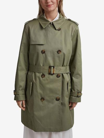 ESPRIT Mantel in grün, Modelansicht