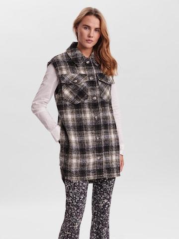 VERO MODA Between-Season Jacket 'Luna' in Grey