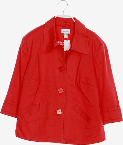 AMY VERMMONT Jacket & Coat in XL in Red, Item view
