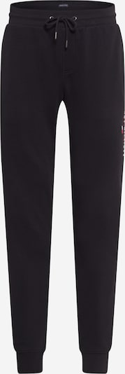 TOMMY HILFIGER Trousers 'TOMMY ' in Red / Black / White, Item view