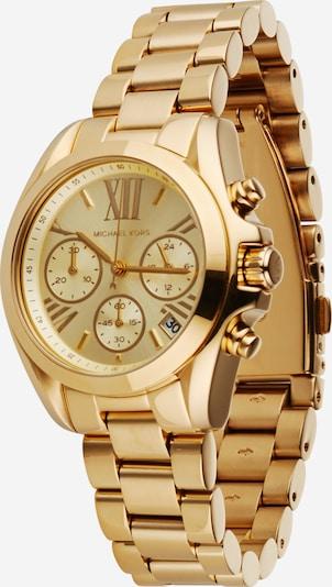 Michael Kors Uhr 'BRADSHAW' in champagner / gold, Produktansicht