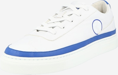 Komrads Baskets basses 'APL' en bleu ciel / blanc, Vue avec produit