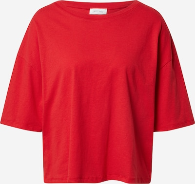 AMERICAN VINTAGE Shirt 'Cylbay' in rot, Produktansicht