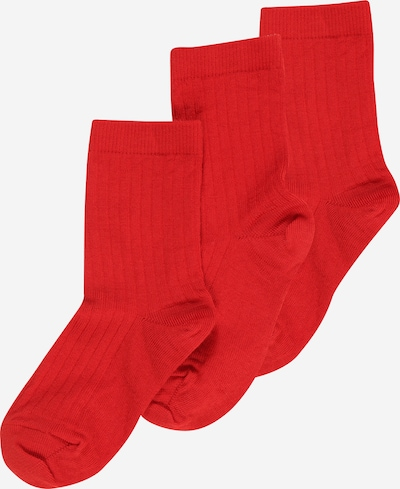 mp Denmark Socken in rot, Produktansicht