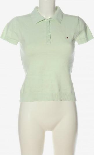 TOMMY HILFIGER Polo-Shirt in S in grün, Produktansicht