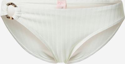 Hunkemöller Bikinihose 'Emily' in weiß, Produktansicht