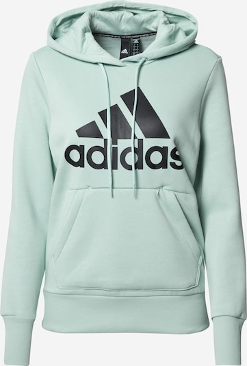 ADIDAS PERFORMANCE Sports sweatshirt in mint / black, Item view
