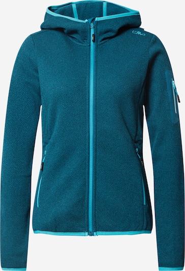 CMP Funkčná flisová bunda - vodová / nebesky modrá, Produkt