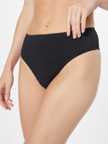 Seafolly Bikini Bottoms in Black