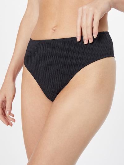 Seafolly Bikini donji dio u crna, Prikaz modela