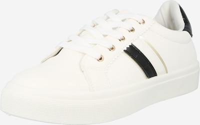 Sneaker low 'MONTY' NEW LOOK pe negru / alb, Vizualizare produs