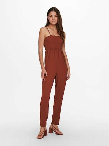 ONLY Jumpsuit in Braun