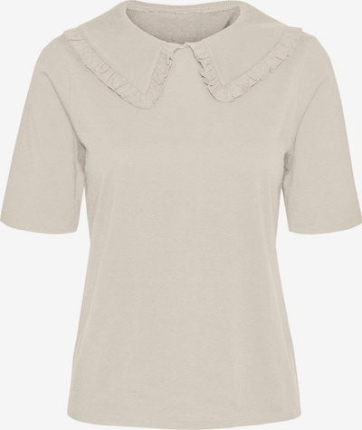VERO MODA T-shirt 'Myla' en gris clair, Vue avec produit
