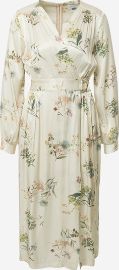 Closet London Dress in Cream / Mixed colours, Item view
