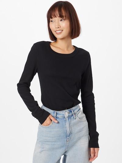 GAP Shirt in schwarz: Frontalansicht
