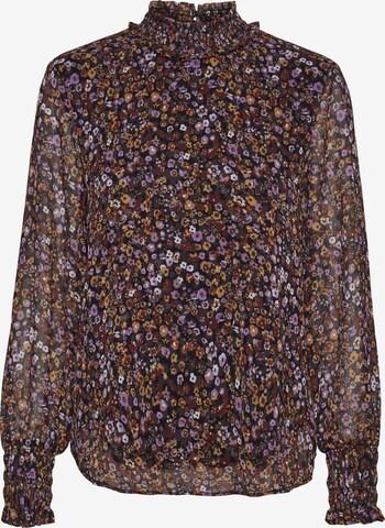 Vero Moda Curve Bluse 'Smilla' in Mischfarben