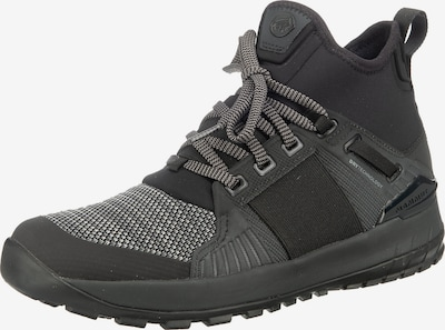 MAMMUT Boots in Black: Frontal view
