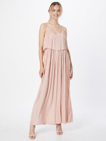 ABOUT YOU Лятна рокла 'Nadia' в розово