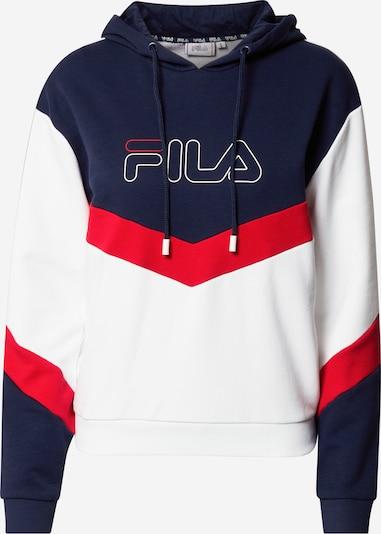 FILA Sportovní mikina 'Lacey' - tmavě modrá / ohnivá červená / bílá, Produkt