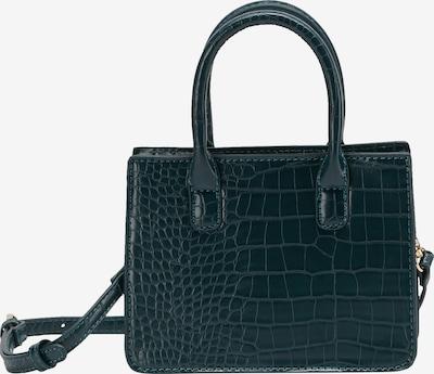 faina Handtasche in gold / dunkelgrün, Produktansicht