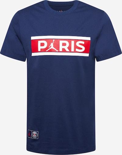 Jordan Tričko 'Paris Saint-Germain' - námornícka modrá / červená / biela, Produkt
