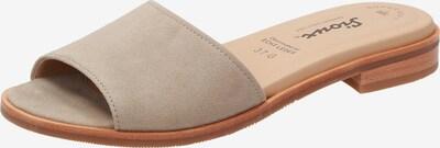 SIOUX Pantolette' Cosinda-700 ' in taupe, Produktansicht