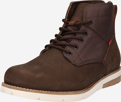 LEVI'S Lace-up boots 'Jax' in Brown, Item view