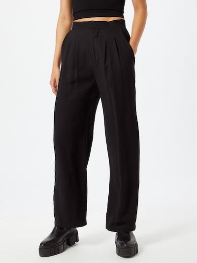 Cotton On Hose 'Drapey' in schwarz, Modelansicht