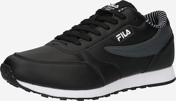 FILA Sneaker low 'Orbit' i svart
