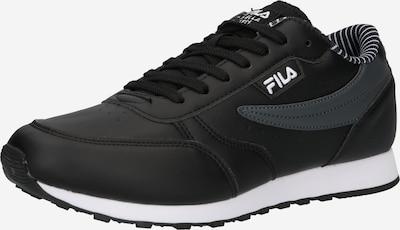 FILA Sneakers 'Orbit' in Dark grey / Black / White, Item view