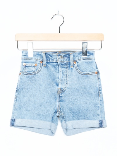 LEVI STRAUSS & CO. Jeansshorts in XXS in hellblau, Produktansicht
