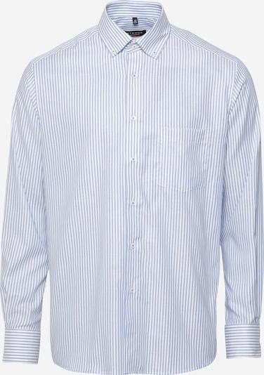 ETERNA Hemd in blau / weiß, Produktansicht