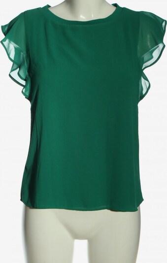 Cortefiel Kurzarm-Bluse in XS in grün, Produktansicht
