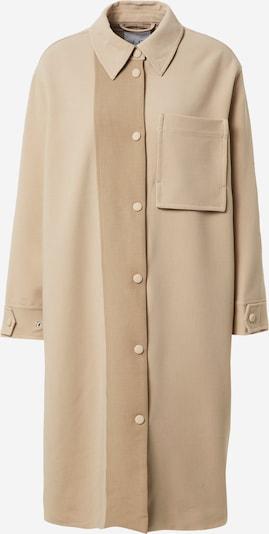 mbym Overgangsfrakke 'Merritt' i brun / lysebrun, Produktvisning
