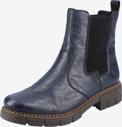RIEKER Chelsea Boots in marine, Produktansicht