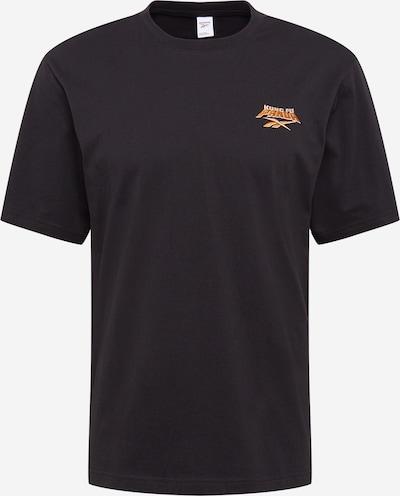 Reebok Classic Shirt 'Kung Fu Panda' in de kleur Zwart, Productweergave