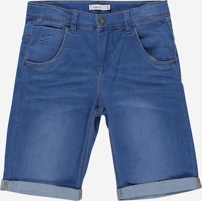NAME IT Jean 'THEO' en bleu denim, Vue avec produit