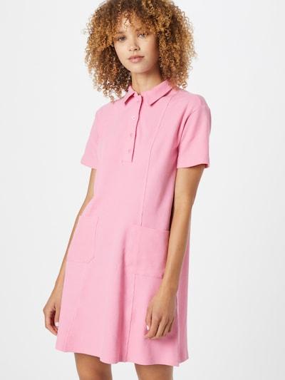 Rochie tip bluză DeFacto pe roz, Vizualizare model