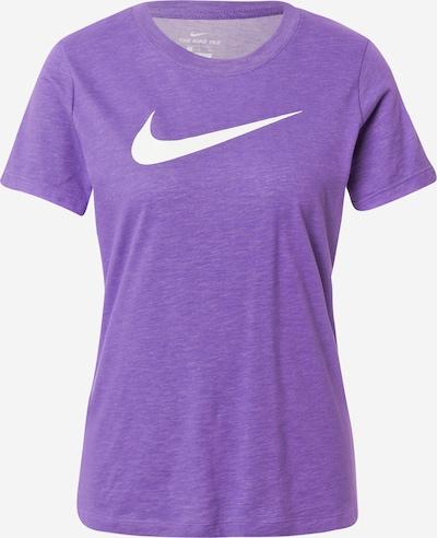 Tricou funcțional NIKE pe lila / alb, Vizualizare produs