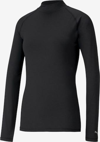 PUMA Performance Shirt in Black
