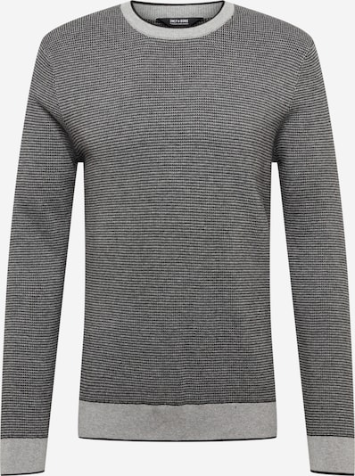 Only & Sons Pullover 'WESLEY' in hellgrau / graumeliert, Produktansicht