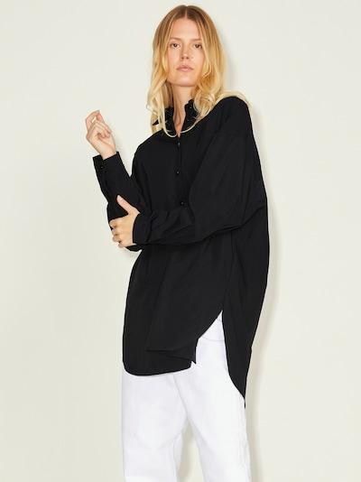 JJXX Bluse 'Mission' in schwarz, Modelansicht